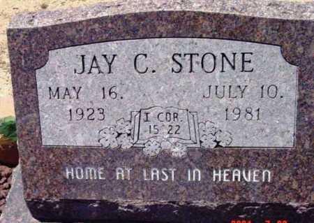 STONE, JAY C. - Yavapai County, Arizona | JAY C. STONE - Arizona Gravestone Photos