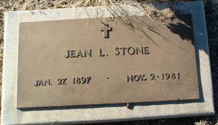 STONE, JEAN LOUISE - Yavapai County, Arizona | JEAN LOUISE STONE - Arizona Gravestone Photos