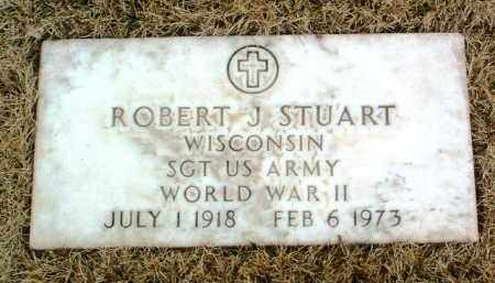 STUART, ROBERT J. - Yavapai County, Arizona | ROBERT J. STUART - Arizona Gravestone Photos