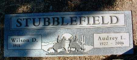STUBBLEFIELD, AUDREY L. - Yavapai County, Arizona | AUDREY L. STUBBLEFIELD - Arizona Gravestone Photos