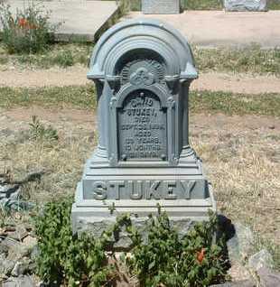 STUKEY, DAVID W. - Yavapai County, Arizona | DAVID W. STUKEY - Arizona Gravestone Photos