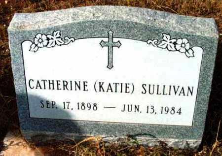 SULLIVAN, CATHERINE (KATIE) - Yavapai County, Arizona | CATHERINE (KATIE) SULLIVAN - Arizona Gravestone Photos