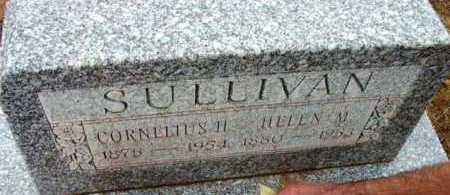 SULLIVAN, CORNELIUS HENRY - Yavapai County, Arizona   CORNELIUS HENRY SULLIVAN - Arizona Gravestone Photos