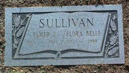 SULLIVAN, ELMER J. - Yavapai County, Arizona | ELMER J. SULLIVAN - Arizona Gravestone Photos