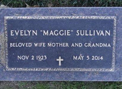 SULLIVAN, EVELYN M. - Yavapai County, Arizona | EVELYN M. SULLIVAN - Arizona Gravestone Photos