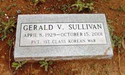 SULLIVAN, GERALD VINCENT - Yavapai County, Arizona | GERALD VINCENT SULLIVAN - Arizona Gravestone Photos