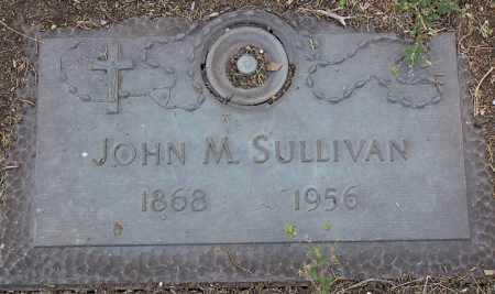SULLIVAN, JOHN MARTIN - Yavapai County, Arizona | JOHN MARTIN SULLIVAN - Arizona Gravestone Photos