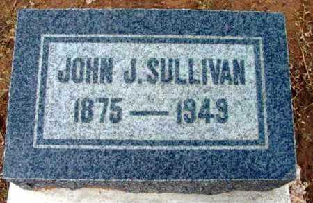 SULLIVAN, JOHN JOSEPH, SR. - Yavapai County, Arizona | JOHN JOSEPH, SR. SULLIVAN - Arizona Gravestone Photos