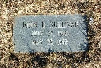SULLIVAN, JOHN DANIEL - Yavapai County, Arizona | JOHN DANIEL SULLIVAN - Arizona Gravestone Photos