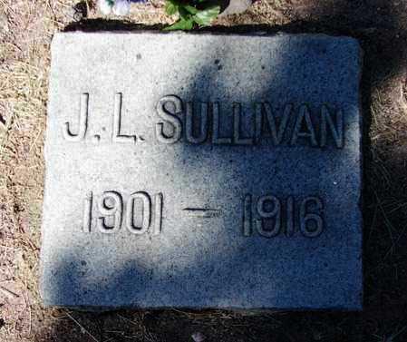 SULLIVAN, JOSEPH LEE - Yavapai County, Arizona | JOSEPH LEE SULLIVAN - Arizona Gravestone Photos