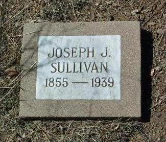 SULLIVAN, JOSEPH J. - Yavapai County, Arizona   JOSEPH J. SULLIVAN - Arizona Gravestone Photos