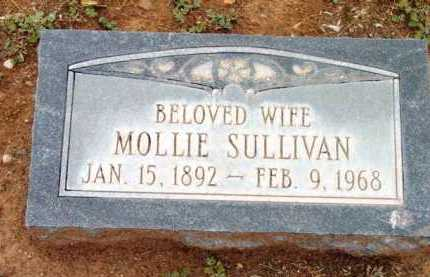 SULLIVAN, MOLLIE S. - Yavapai County, Arizona | MOLLIE S. SULLIVAN - Arizona Gravestone Photos