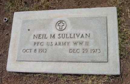 SULLIVAN, NEIL MICHAEL - Yavapai County, Arizona | NEIL MICHAEL SULLIVAN - Arizona Gravestone Photos