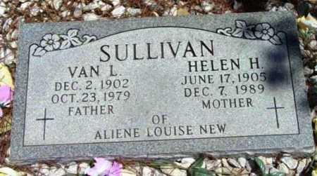 SULLIVAN, VAN LESLIE - Yavapai County, Arizona | VAN LESLIE SULLIVAN - Arizona Gravestone Photos