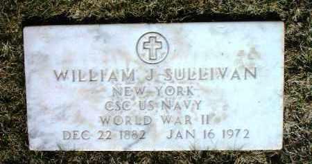 SULLIVAN, WILLIAM J. - Yavapai County, Arizona | WILLIAM J. SULLIVAN - Arizona Gravestone Photos
