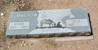 TOTH SUMMEROW, SUE R. - Yavapai County, Arizona   SUE R. TOTH SUMMEROW - Arizona Gravestone Photos