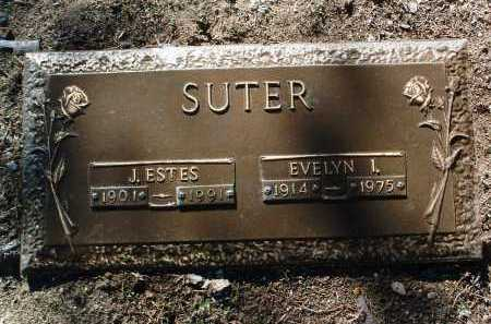 SUTER, EVELYN IRENE - Yavapai County, Arizona | EVELYN IRENE SUTER - Arizona Gravestone Photos