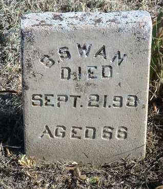 SWAN, SAMUEL - Yavapai County, Arizona   SAMUEL SWAN - Arizona Gravestone Photos