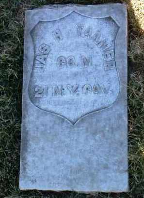 TANNER, JAMES HENRY - Yavapai County, Arizona | JAMES HENRY TANNER - Arizona Gravestone Photos