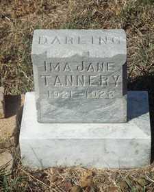 TANNERY, IMA JANE - Yavapai County, Arizona   IMA JANE TANNERY - Arizona Gravestone Photos