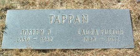 TAPPAN, JOSEPH BEAN - Yavapai County, Arizona | JOSEPH BEAN TAPPAN - Arizona Gravestone Photos