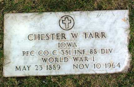TARR, CHESTER WINFIELD - Yavapai County, Arizona | CHESTER WINFIELD TARR - Arizona Gravestone Photos