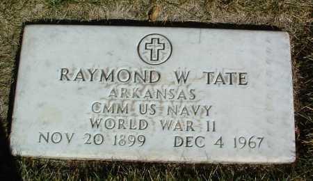 TATE, RAYMOND W. - Yavapai County, Arizona | RAYMOND W. TATE - Arizona Gravestone Photos