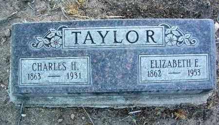 BOLDEN TAYLOR, ELIZABETH EMILY - Yavapai County, Arizona   ELIZABETH EMILY BOLDEN TAYLOR - Arizona Gravestone Photos