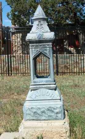 TAYLOR, JOHN LANGFORD - Yavapai County, Arizona | JOHN LANGFORD TAYLOR - Arizona Gravestone Photos