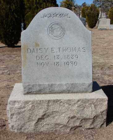 HILLIARD THOMAS, DAISY E. - Yavapai County, Arizona   DAISY E. HILLIARD THOMAS - Arizona Gravestone Photos