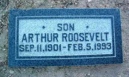 THOMPSON, ARTHUR R. - Yavapai County, Arizona | ARTHUR R. THOMPSON - Arizona Gravestone Photos