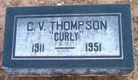 THOMPSON, CHARLES V. - Yavapai County, Arizona | CHARLES V. THOMPSON - Arizona Gravestone Photos
