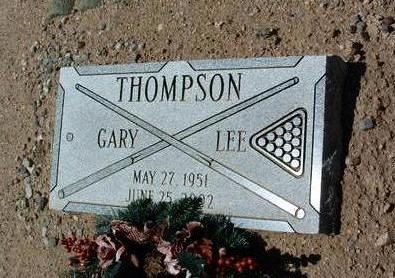 THOMPSON, GARY LEE - Yavapai County, Arizona | GARY LEE THOMPSON - Arizona Gravestone Photos