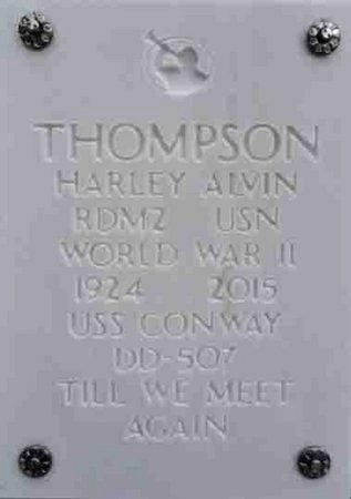 THOMPSON, HARLEY ALVIN - Yavapai County, Arizona | HARLEY ALVIN THOMPSON - Arizona Gravestone Photos
