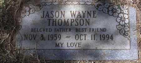 THOMPSON, JASON WAYNE - Yavapai County, Arizona | JASON WAYNE THOMPSON - Arizona Gravestone Photos