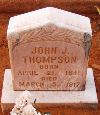 THOMPSON, JOHN JAMES - Yavapai County, Arizona | JOHN JAMES THOMPSON - Arizona Gravestone Photos