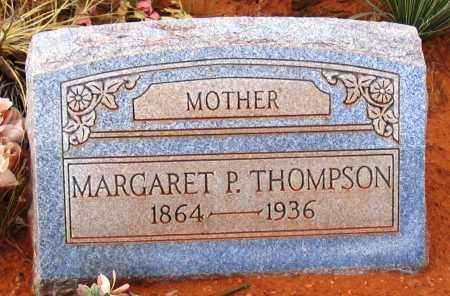 THOMPSON, MARGARET PARLEE - Yavapai County, Arizona   MARGARET PARLEE THOMPSON - Arizona Gravestone Photos