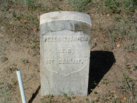 THOMPSON, PETER - Yavapai County, Arizona | PETER THOMPSON - Arizona Gravestone Photos