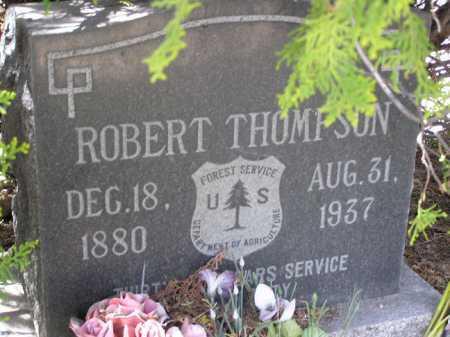 THOMPSON, ROBERT - Yavapai County, Arizona | ROBERT THOMPSON - Arizona Gravestone Photos