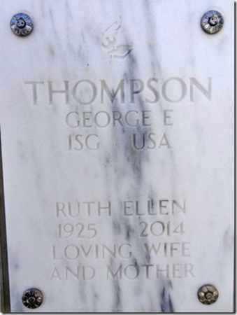 THOMPSON, RUTH ELLEN - Yavapai County, Arizona   RUTH ELLEN THOMPSON - Arizona Gravestone Photos