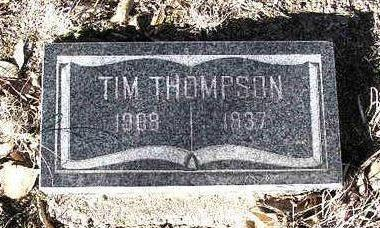 THOMPSON, TIMOTHY - Yavapai County, Arizona | TIMOTHY THOMPSON - Arizona Gravestone Photos