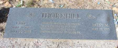 THORNHILL, PATSY MARIE - Yavapai County, Arizona | PATSY MARIE THORNHILL - Arizona Gravestone Photos
