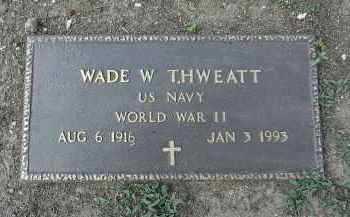 THWEATT, WADE WILSON - Yavapai County, Arizona | WADE WILSON THWEATT - Arizona Gravestone Photos