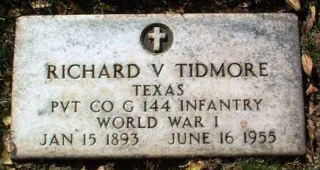 TIDMORE, RICHARD VINCE - Yavapai County, Arizona | RICHARD VINCE TIDMORE - Arizona Gravestone Photos