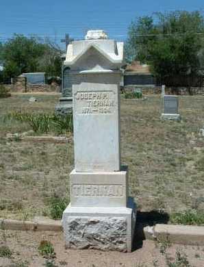 TIERNAN, JOSEPH P. - Yavapai County, Arizona   JOSEPH P. TIERNAN - Arizona Gravestone Photos