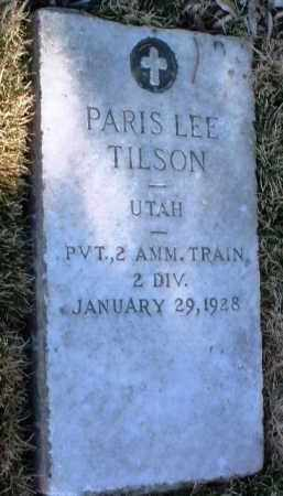 TILTON, PARIS LEE - Yavapai County, Arizona   PARIS LEE TILTON - Arizona Gravestone Photos