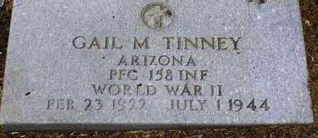 TINNEY, GAIL M. - Yavapai County, Arizona | GAIL M. TINNEY - Arizona Gravestone Photos