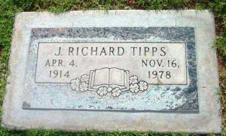 TIPPS, JAMES RICHARD - Yavapai County, Arizona | JAMES RICHARD TIPPS - Arizona Gravestone Photos