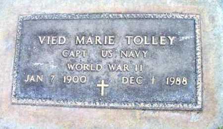 TOLLEY, VIED MARIE - Yavapai County, Arizona | VIED MARIE TOLLEY - Arizona Gravestone Photos