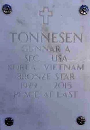 TONNESEN, GUNNAR A. - Yavapai County, Arizona | GUNNAR A. TONNESEN - Arizona Gravestone Photos